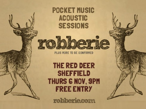 Robberie at the Red Deer 6 November