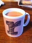 Robberie mug
