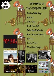 Tramlines 2012 at the Cobden