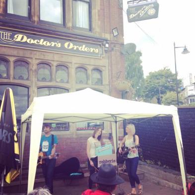 Tramlines 2015 - The Doctors Orders