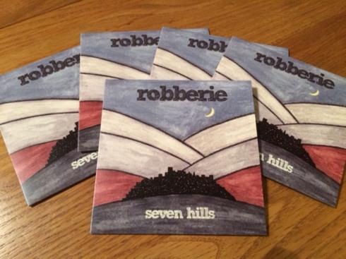 Seven hills CDs
