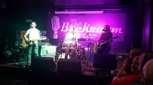 Robberie at The Greystones, November 2019